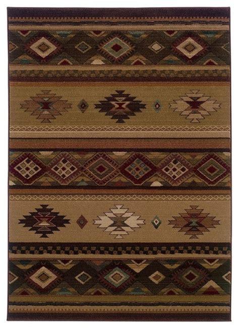 southwestern area rugs weavers genesis area rug southwestern area