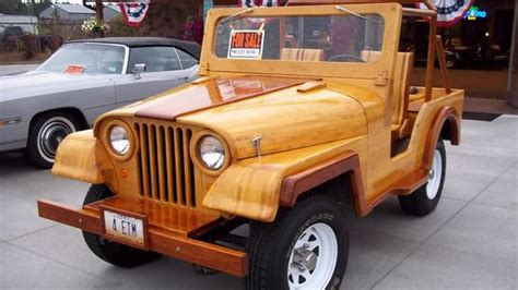 wooden jeep plans unusual ewillys page 3