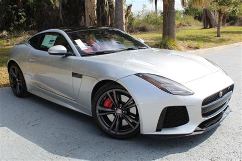 2020 jaguar f type svr new 2020 jaguar f type svr coupe in sarasota j20 002
