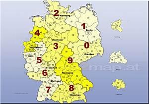 Berlin Plz Karte : deutschland postleitzahlenkarte komplett plz 1 2 stellig pptx ~ One.caynefoto.club Haus und Dekorationen