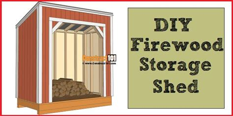 1000 ideas about firewood shed on pinterest firewood
