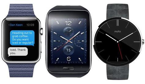 android wear vs tizen vs applewatch 191 qu 233 permite cada sistema a d 237 a de hoy