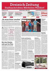 Wasserfilter Reinigen Hausanschluss : dz online 018 13 h by dreieich zeitung offenbach journal ~ Buech-reservation.com Haus und Dekorationen