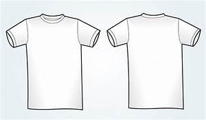Blank tshirt template white gold for Blank white t shirt template