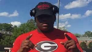 UGA football: Georgia freshman Isaiah Wilson losing weight ...