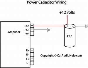 tech cap capacitors distributor metallized polypropylene With dual amp wiring kit with capacitor