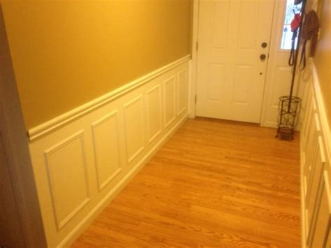 wainscoting woodworking talk