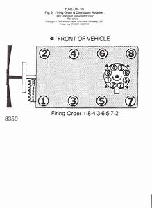 Need Chevy 350 Firing Order Diagram