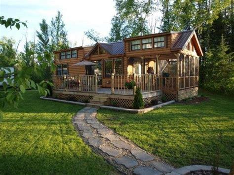 rv park model homes bing images cottage style mobile