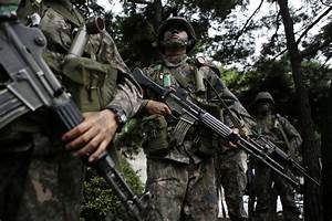 South Korean Military Conducts Live-Fire Drill To Check ...