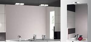 Miroir 140 Cm : miroir de salle de bain miroir credo aquarine ~ Teatrodelosmanantiales.com Idées de Décoration