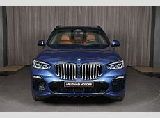 New 2019 BMW X5 50i looks great in Phytonic Blue