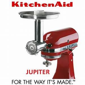 KitchenAid Meat Grinder Jupiter Size 5 Cookfunky