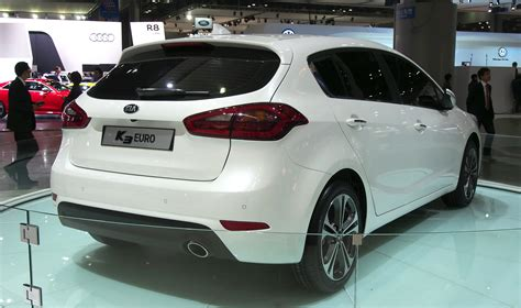 Kia Forte Hatchback Is Called The K3 Euro In Korea Image