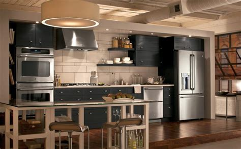 industrial style kitchen designs how to design an industrial style kitchen kitchen magazine 4678