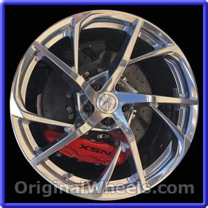 Factory Acura Parts by Oem 2018 Acura Nsx Rims Used Factory Wheels From