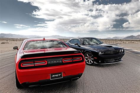 2015 Dodge Challenger Srt Hellcat Is Packing Supercharged