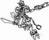 Bionicle Coloriage Factory Hero Coloring Lego Ausmalbilder Breez Malvorlagen Natalie Ancenscp Malvorlagencr sketch template
