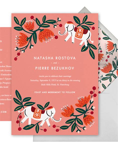 The Most Beautiful Wedding Invitation Trends For 2020