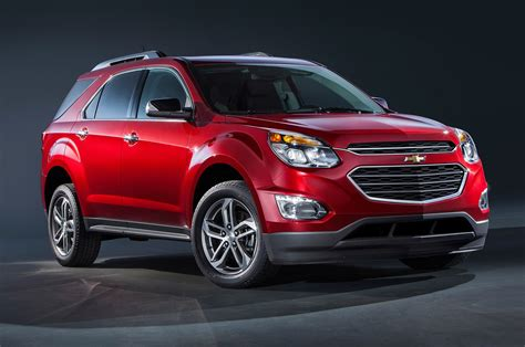 2016 Chevrolet Equinox Reviews And Rating  Motor Trend