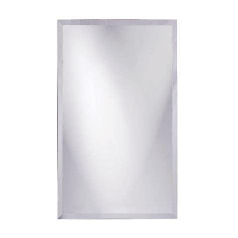 Rectangular beveled mirror, rectangular beveled glass