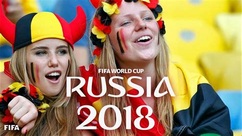 Fifa World Cup Russia Official Video Youtube