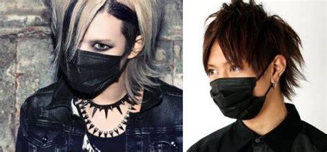 bm black surgical face mask set japan trend shop