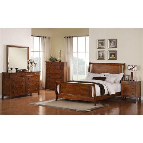 Sunset Trading Phoenix 5piece Bedroom Set Bedroom Furniture
