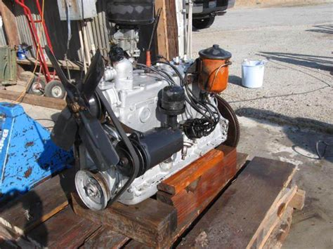 sell dodge pickup engine flathead  motorcycle  colton