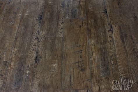 luxury vinyl plank flooring unbiased luxury vinyl plank flooring review cutesy crafts