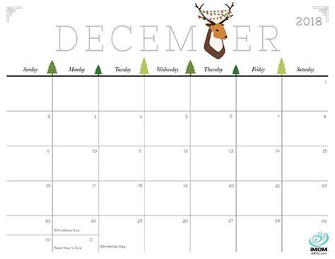 Cute and Crafty 2018 Calendar - iMom