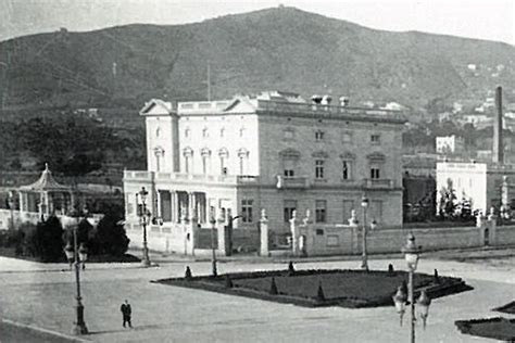 Sede Mediolanum by La Historia Palacete Abadal Sede De Banco Mediolanum