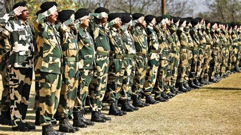 Crpf, Bsf Give Differing Accounts Of Bsf Camp Attack