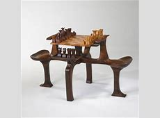Chess table for sale at Wright