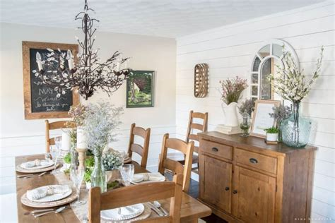 Irish-inspired Dining Room And Tablescape