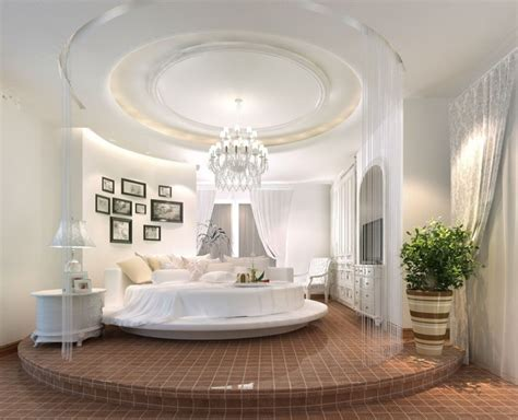 25 magnificent unique rounded bed bedrooms architecture design