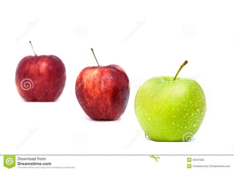 show me a picture of an apple green apple show royalty free stock photo image 33401055
