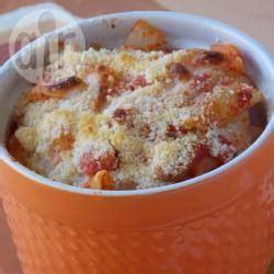 recette reste de pates recette gratin de restes de p 226 tes toutes les recettes allrecipes