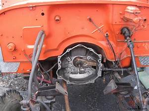 1979 Jeep Lifted Cj7 Project Set Up For Chevy Engine