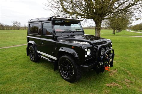 custom land rover used 2007 land rover defender custom county 90 for sale in