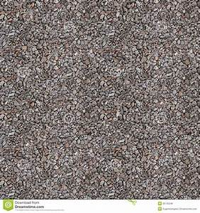 Gray Industrial Gravel Seamless Texture Stock Photo ...