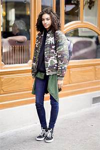 the only way to wear camouflage in 2018 who what wear