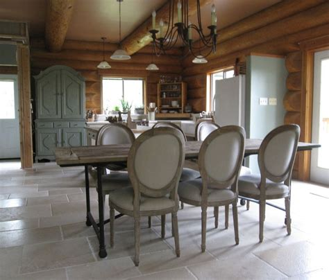 kitchen layouts with island 8 features every log home should kitchen