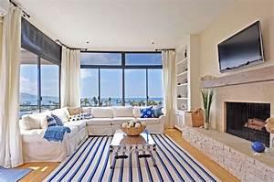 Nautical interior design style and decoration ideas for Interior design styles characteristics