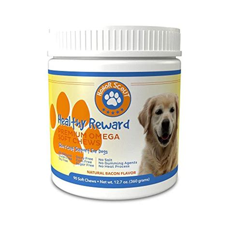 fish for dogs shedding premium omega soft chews all fish for dogs
