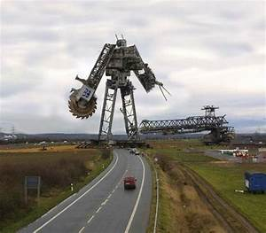 News: The World's Biggest Machine | Bagger 288, Heavy ...
