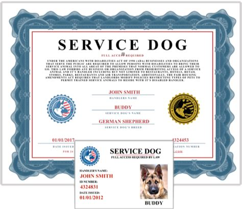 jetblue esa form united service dog emotional support animal registration