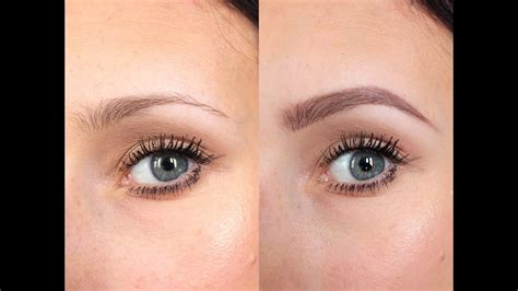 Come Fare Le Sopracciglia A Gabbiano - come fare le sopracciglia eyebrow tutorial