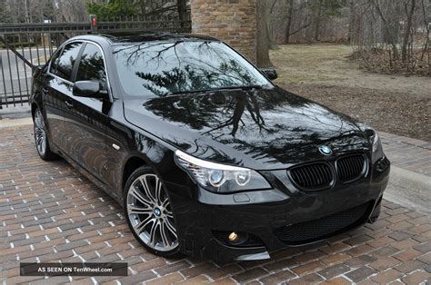 "2010 Bmw 528i   Moon  19 "" M Sport Wheels Heated"