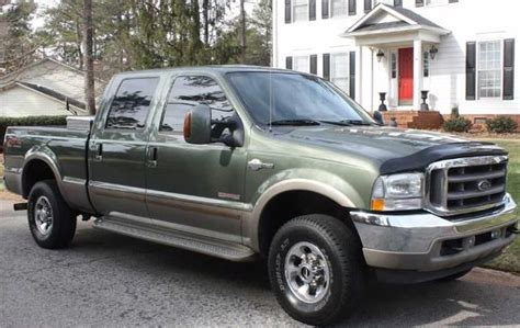 Ford F250 King Ranch Green   Mitula Cars